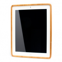 Bamboo Case </br> iPad 3/4 Natural