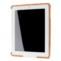 Bamboo Smart Case </br> iPad 3/4 Natural