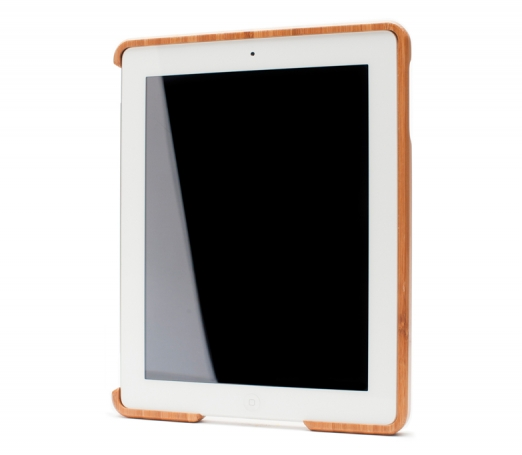 Bamboo Smart Case </br> iPad 2 Natural